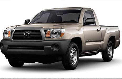 Toyota Tacoma 2009 – CompreAutomovil.com