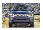 Land Rover Discovery LR4 2014