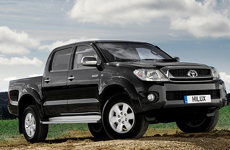 Toyota Hilux 2011 - Especificaciones, Fotos y Videos
