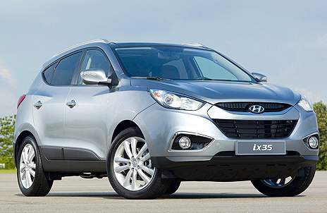 Hyundai Tucson 2012 - Especificaciones, Fotos y Videos