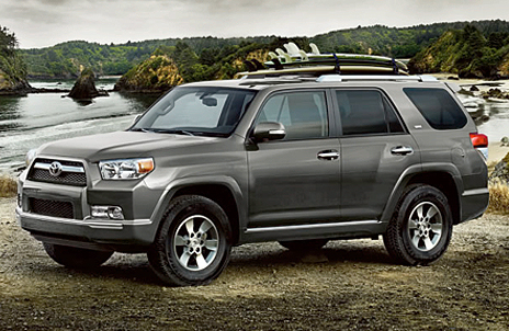 Toyota 4Runner 2011 - Especificaciones, Fotos y Videos