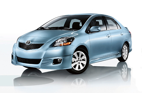 Toyota Yaris 2011 - Especificaciones, Fotos y Videos