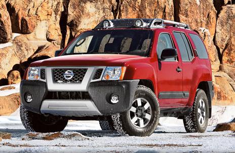 Nissan Xterra 2011 Compreautomovil Com