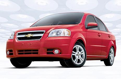 Chevrolet Aveo 2011 Compreautomovil Com