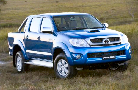 Toyota Hilux 2012- Especificaciones, Fotos y Videos
