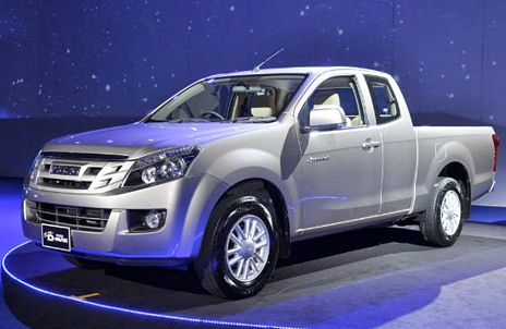 Isuzu D-Max 2012- Especificaciones, Fotos y Videos