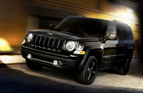 Esp Jeep Patriot Der Neue Jeep Patriot Modell 2008