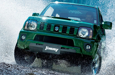 Suzuki Jimny 2014- Especificaciones, Fotos y Videos